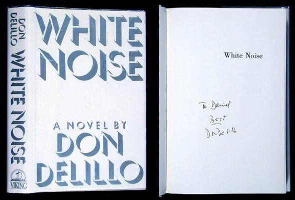 don delillo bibliography