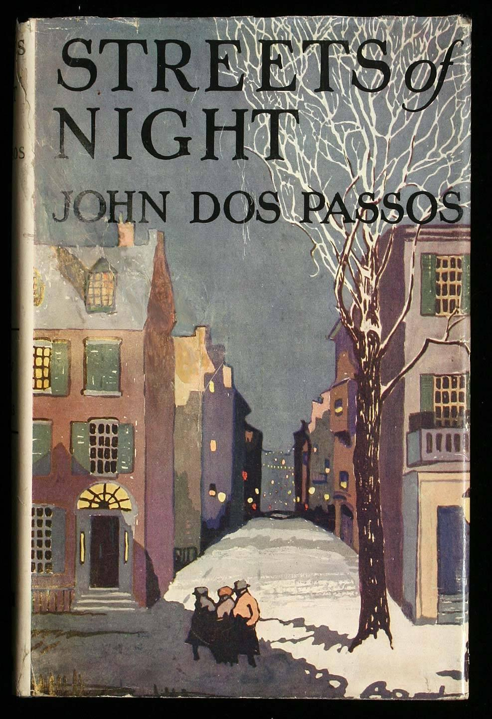 Streets of Night by John Dos Passos-Popular Library